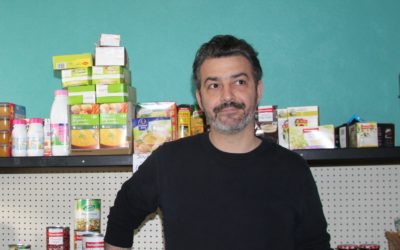 Yohann Guitton : tisseur de liens