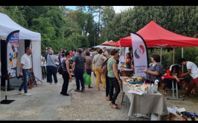 Une rencontre inter CAE dans un lieu unique à Ligugé